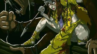 Jane delle Giungla in versione dark
