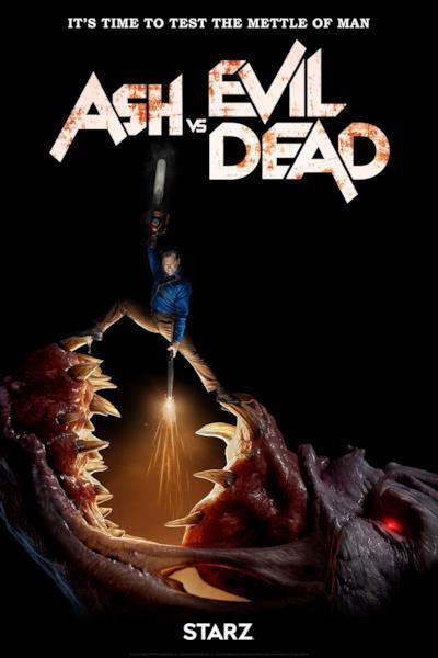Il poster della terza stagione
