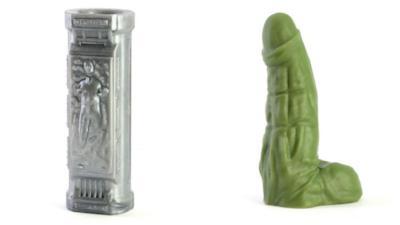 I sex toys dedicati a Yoda e Han Solo