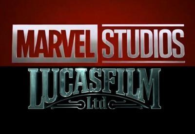 Il marchio di Marvel e Lucasfilm
