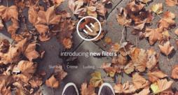 Homepage di FlopTV vista da Instagram