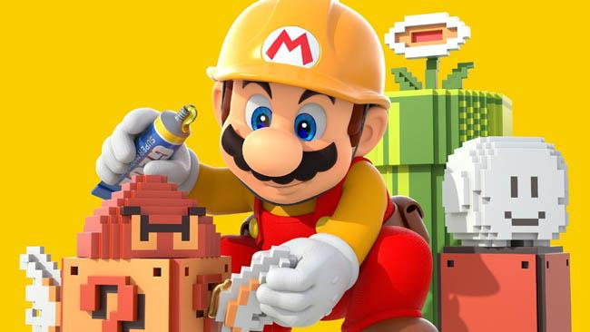Un'immagine del personaggio tratta da Super Mario Maker