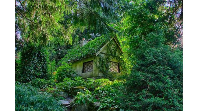 Cottage delle fate in Canada
