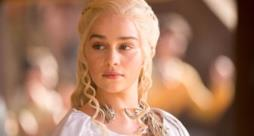 La foto di Daenerys Targaryen da Game of Thrones