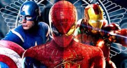 Spider-Man in Civil War: fanart di vesterdesigns