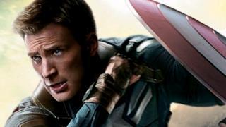 La foto di Captain America