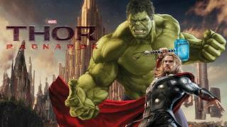 Thor e Hulk nel trailer di Thor: Ragnarok