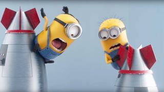 Online The Competition: il nuovo cortometraggio sui Minions rivali