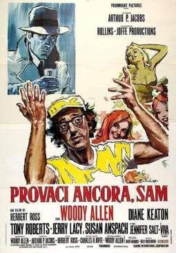 La locandina de Provaci ancora, Sam