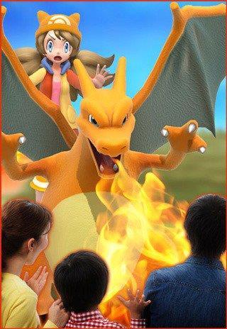 La Pokémon EXPO Gym permetterà ai bambini di imparare e divertirsi con i Pokémon