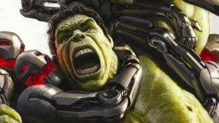 Hulk contro un esercito di Ultron