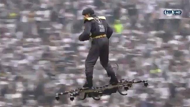 L'arbitro volante nel campionato portoghese