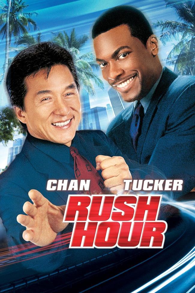 Rush Hour diventa una serie TV prodotta da CBS
