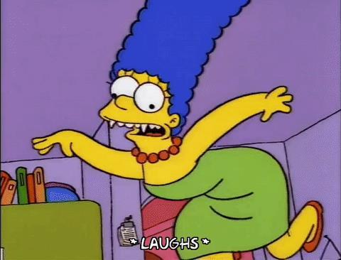 Le migliori immagini di Halloween da scaricare gratis - Marge Vampira 2