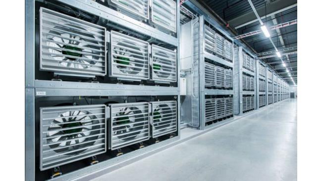 Facebook datacenter - 1