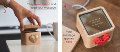 Le due fasi finali del processo di ricezione del messaggio