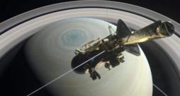 La sonda Cassini scruta Saturno