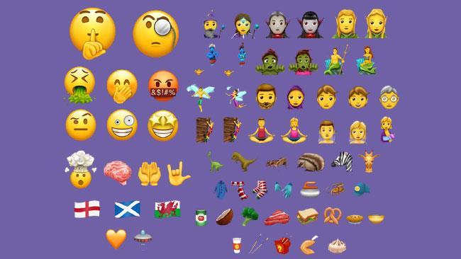 Le nuove emoji in arrivo con Unicode 10.0