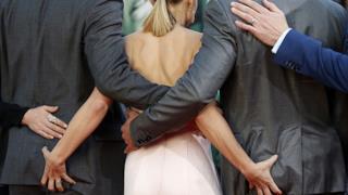 L'attrice Kristen Bell palpa le taboo zones