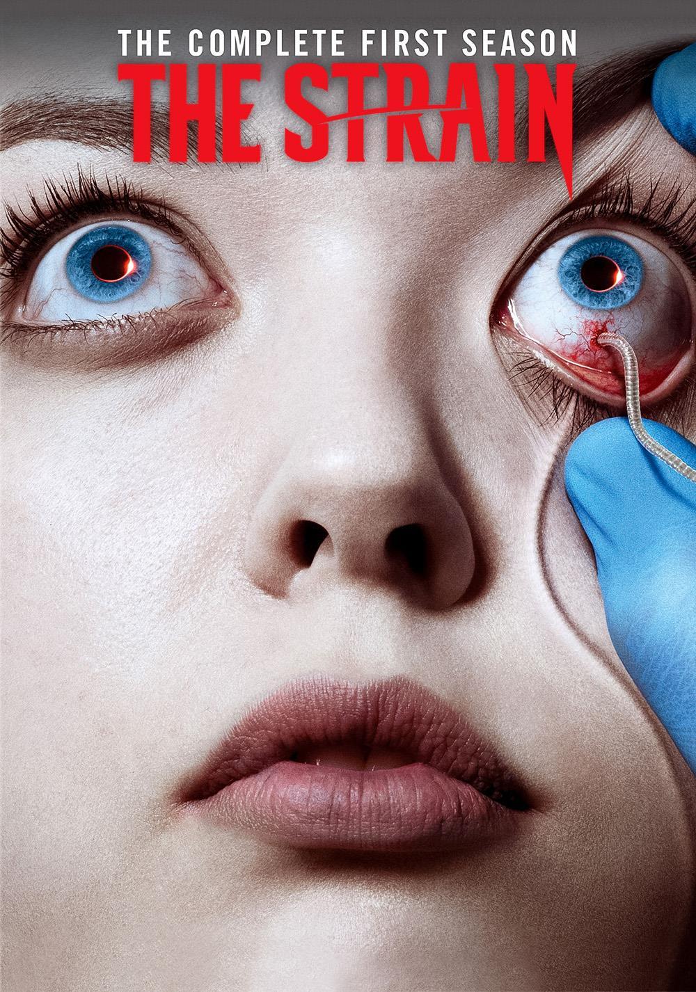 Poster della prima stagione di The Strain