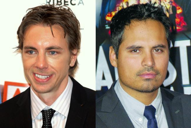 Dax Shepard e Michael Peña saranno i CHiPs del grande schermo