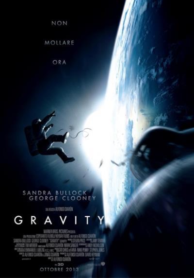 La locandina di Gravity