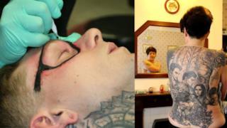 I tatuaggi che mai avreste voluto vedere