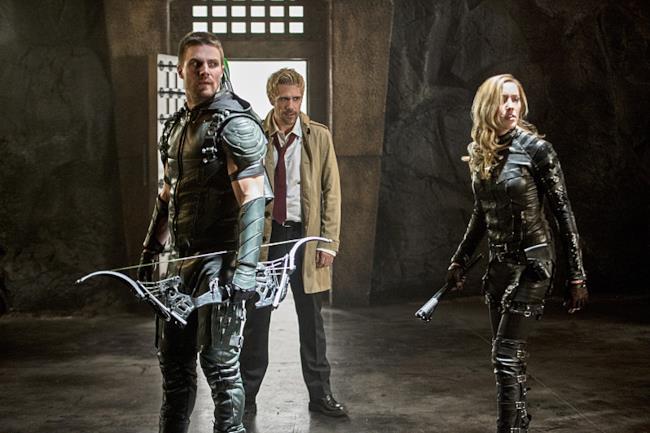 John Constantine torna per la serie TV Arrow