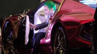 Nuove foto dal set di Suicide Squad: uno sguardo da vicino al nuovo Joker