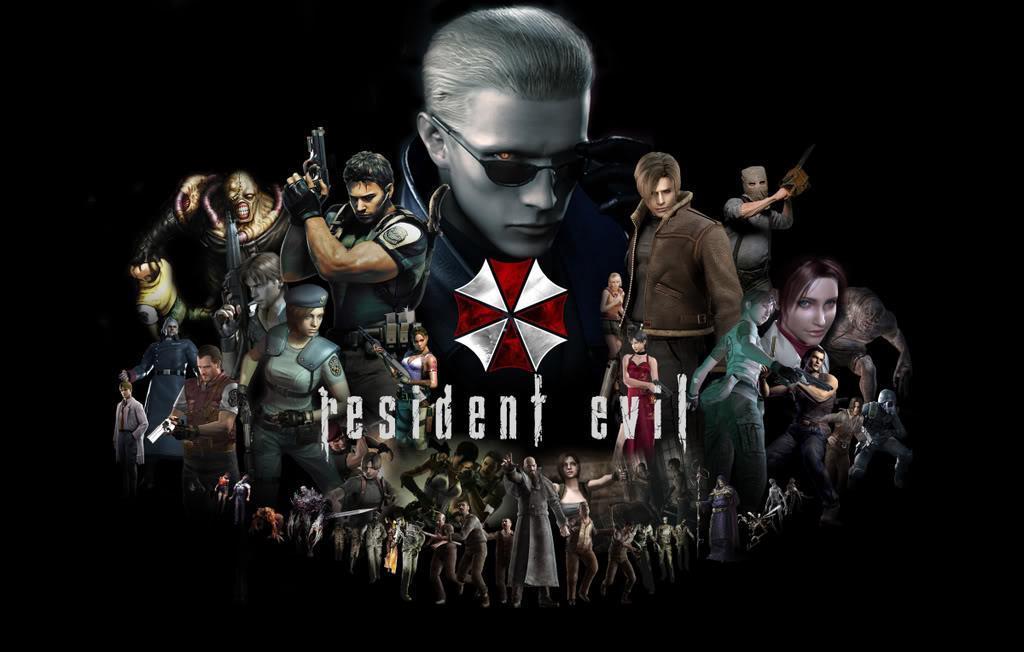 Tutti i personaggi della serie Resident Evil