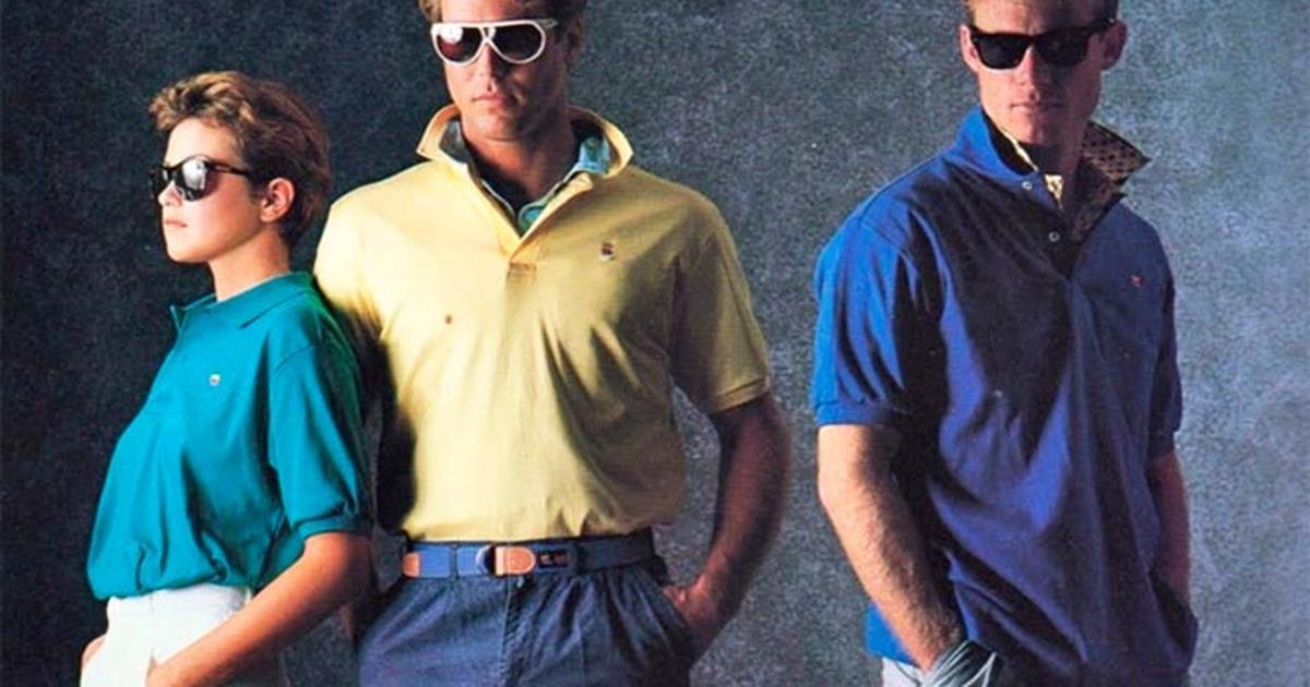 80s men's style
