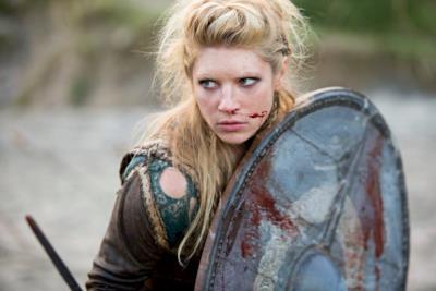Lagertha di Vikings