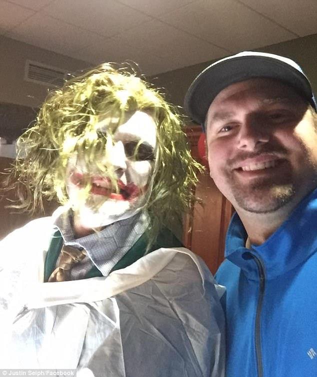 l dottor Joker e il paziente
