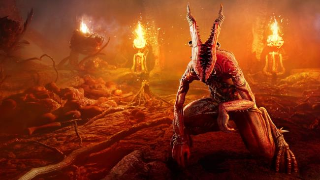 Una creatura infernale di Agony