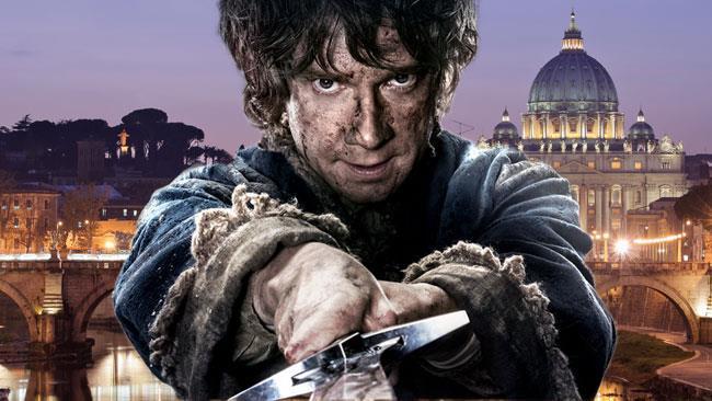 Bilbo Baggins e il mondo di Tolkien saranno protagonisti dello Hobbit Day di Roma
