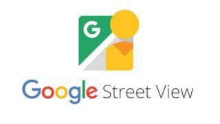 Il logo di Google Street View