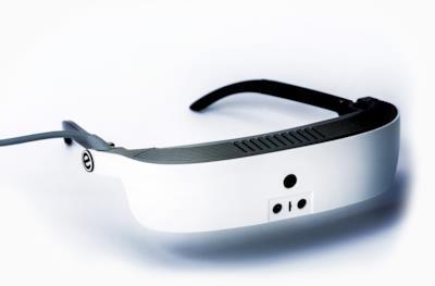 Gli occhiali eSight3
