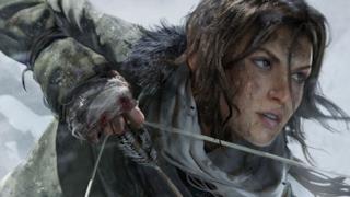 L'aspetto di Lara Croft dalla copertina dell'ultimo videogioco