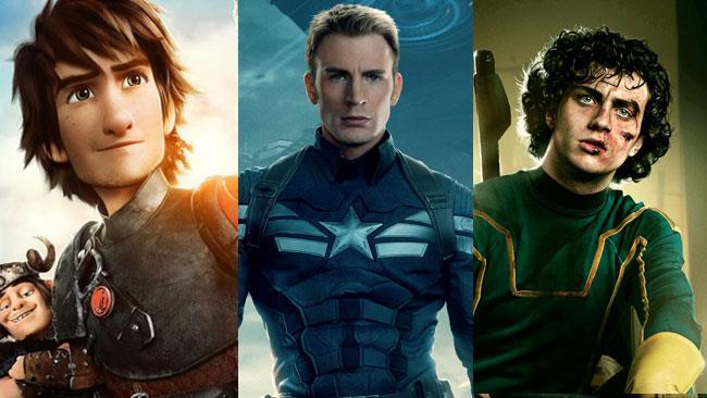 19 ottobre 2015: stasera in TV ci sono Capitan America 2 e Dragon Trainer 2
