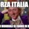 forza italia !!! Ah già i mondiali si fanno in Brasile