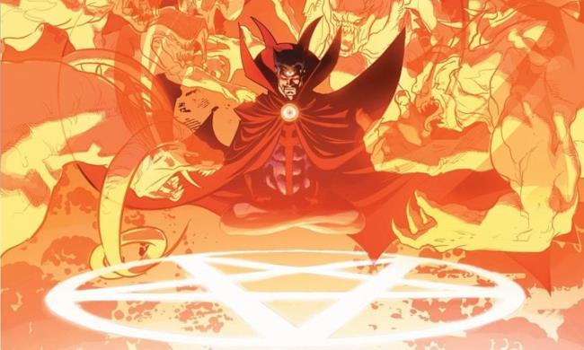 Doctor Strange nei fumetti