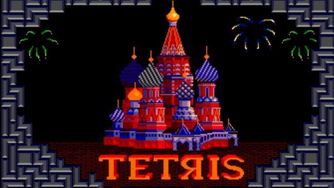 Tetris, videogioco creato in Russia