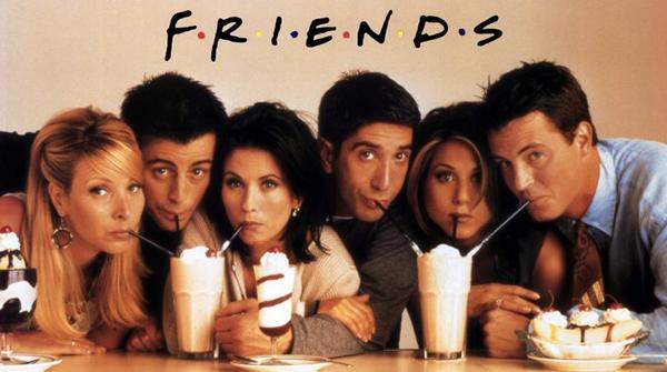 NBC prepara uno speciale sulla popolare sit-com Friends