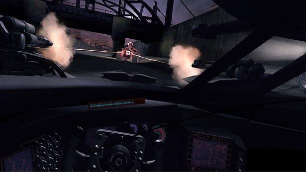 Schermata di gioco nei panni di Batman.