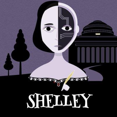 L'immagine ufficiale del bot Shelley