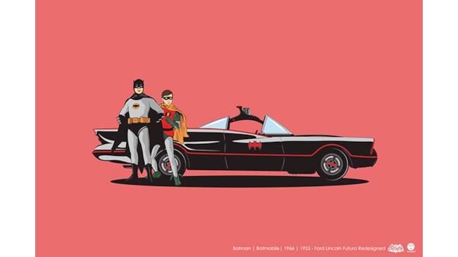 L'auto della serie del 1966