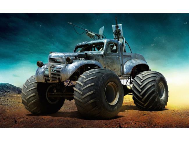 Big Foot, veicolo di Mad Max: Fury Road