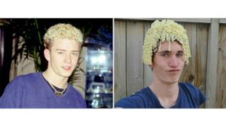 Versione low cost di Justin Timberlake