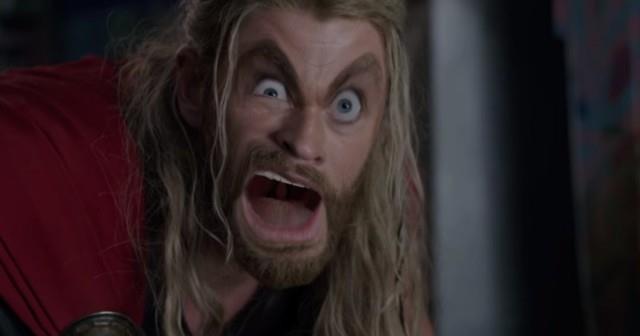 Thor nel Weird Trailer