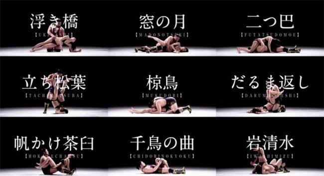 Nipponico sesso Wrestling